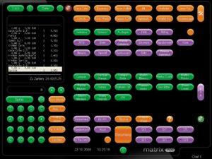 Bestelloberfläche Matrix POS - Global iMatrix